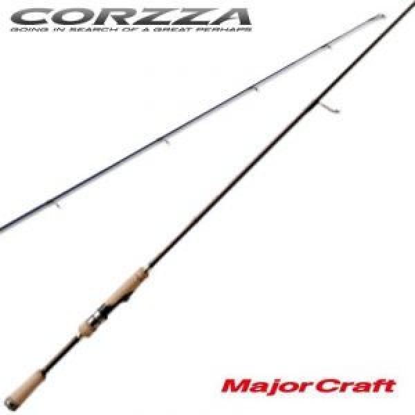 Удилище спиннинговое двухчастное Major Craft Corzza CZS-672L 1.75-7g
