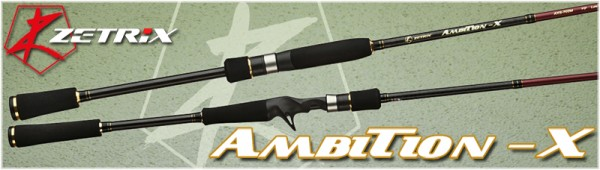 Удилище спиннинговое Ambition-X AXS-762MH 8-32 гр.