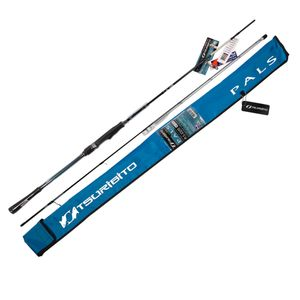 Удилище Спиннинговое TSURIBITO-JACKSON Pals 802M - 2.44m, 6-26g, Fast PLSJ-802M
