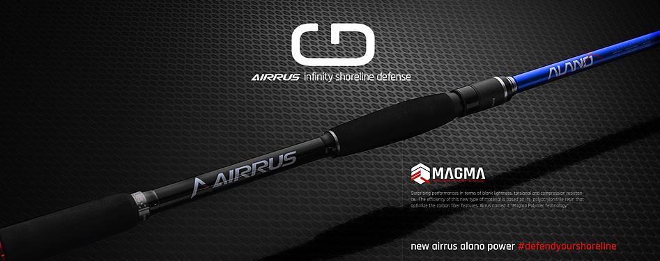 "Удилище спиннинговое Alano Magma ALPS721MHF-S 7'2""Medium Heavy Fast10,5 - 28 гр. 8 - 25 lb"