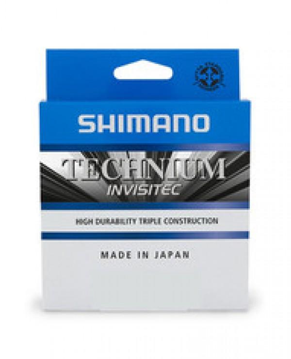 Леска Shimano Technium Invisi 150м 0,255мм 6,7кг