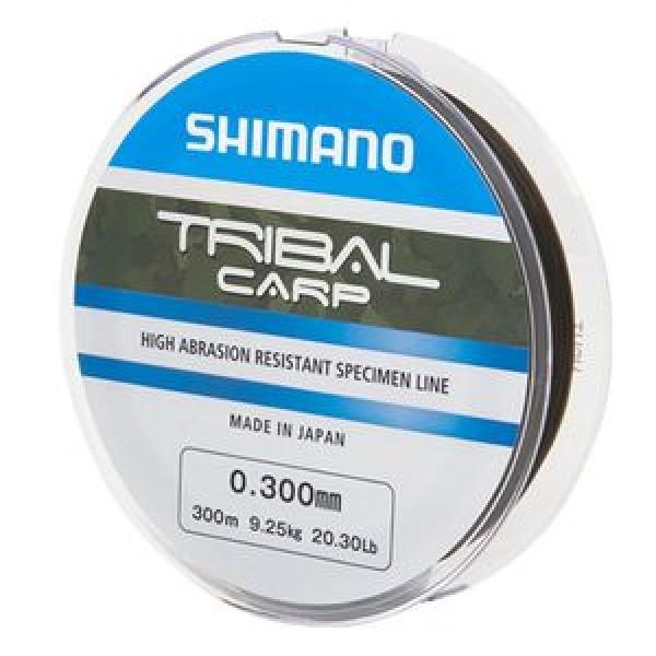 Леска Shimano Tribal Carp 300м 0,355мм GB 11,5кг