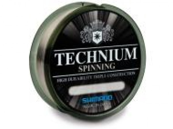 Леска Shimano Technium Spinning Line 150м 0,14мм 2,45кг