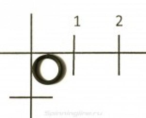 Кольца заводные Kosadaka 1207B-07 7мм (упак.14шт) 1207B-07