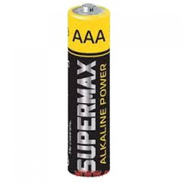Батарейки Supermax ААА LR03 1.5v