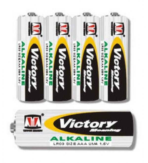 Батарейки Victory AAA LR03 1.5v