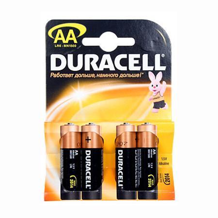 Батарейки DURACELL LR03-4BL