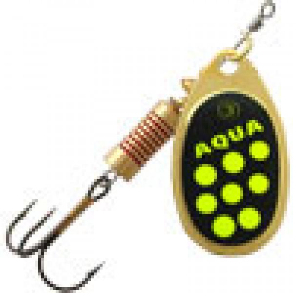 Блесна AQUA AGLIA 04,0g AO-21-004/2