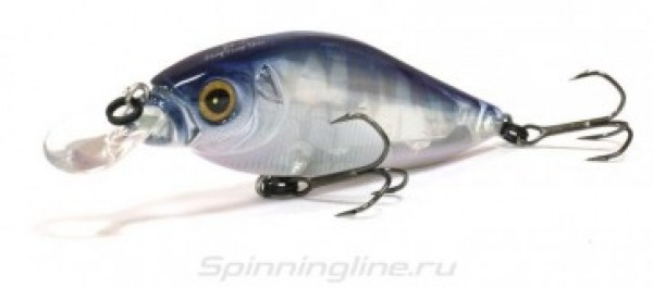 Воблер MEGABASS Flap Slap (7.7см, 10.5гр, до 1м) floating nc pro blue