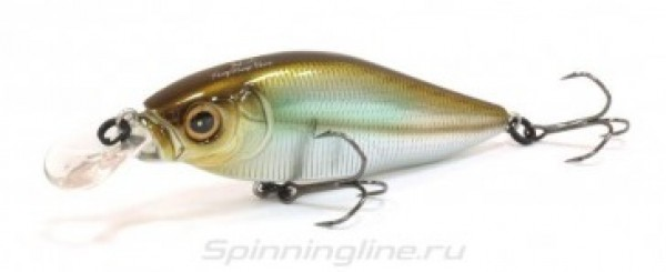 Воблер MEGABASS Flap Slap (7.7см, 10.5гр, до 1м) floating wagin honmoroko