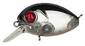 Воблер PONTOON 21, Baby Red Rag 32F-SR, 32мм, 4,8 гр., 0.2-0.4 м., №812