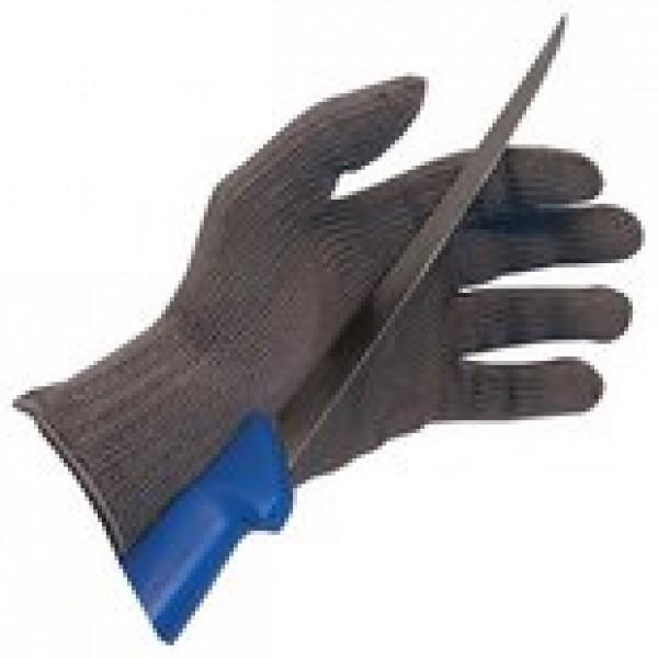 Защитные перчатки для разделки рыбы Fisherman р-р M