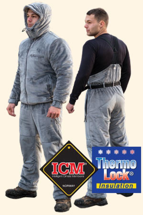 Костюм North Coast OYMYAKON (куртка с капюшоном и брюки)