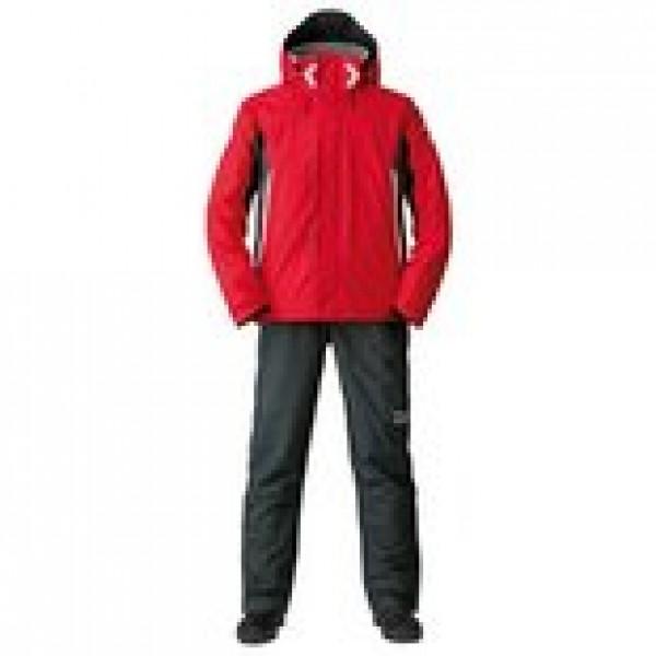 Красный рыболовный костюм Daiwa Hyper Hi-Loft  L