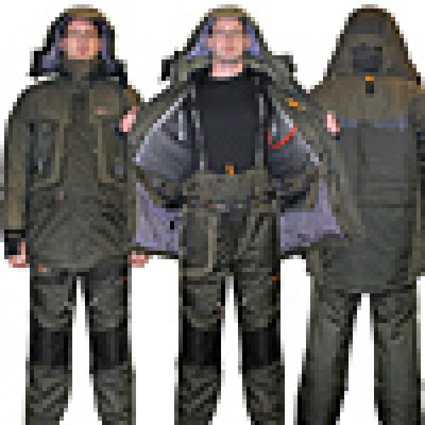 Костюм (куртка+полукомбинезон) TEAM AQUA-XL 182-188