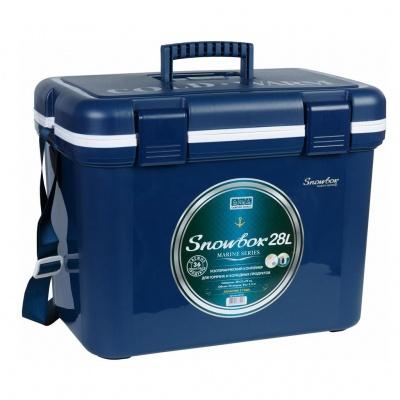 Контейнер изотермический Camping World Snowbox Marine 28 л (цвет - синий)