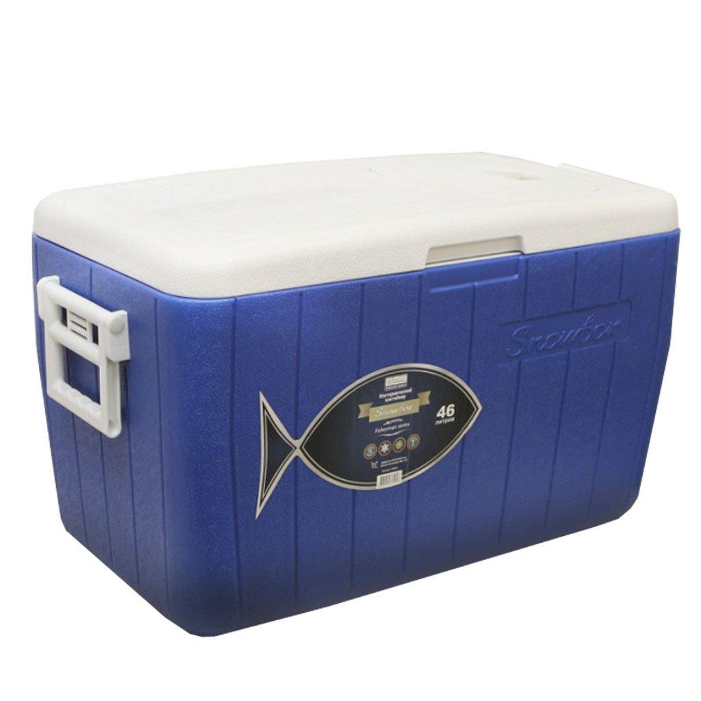 Контейнер изотермический CW Snowbox 52 L  (цвет - синий)