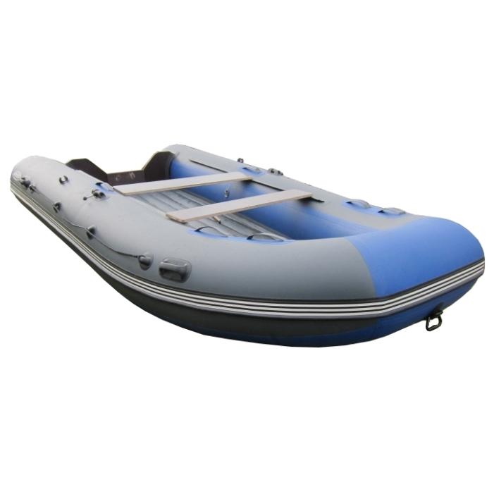 Надувная лодка ПВХ REEF 335 НД с надувным дном