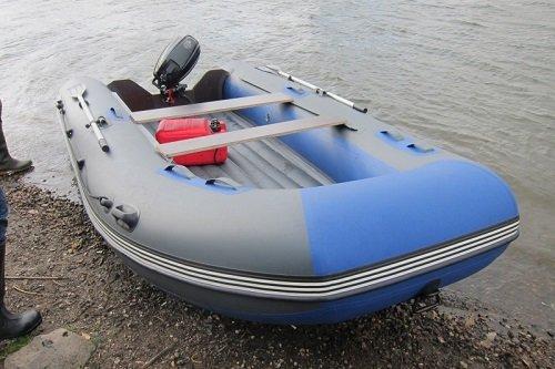 Надувная лодка ПВХ REEF 360 НД с надувным дном