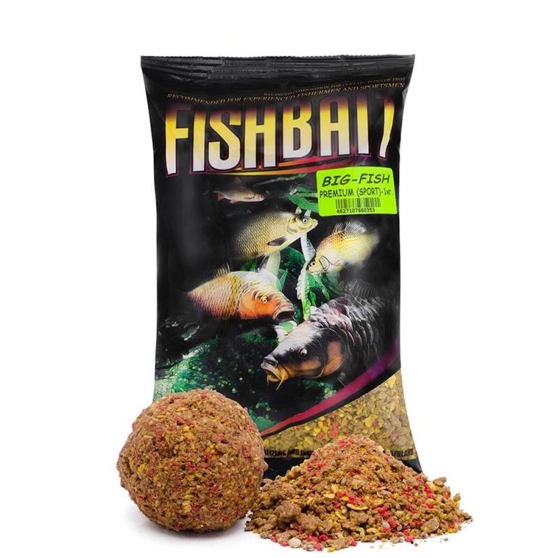 Прикормка Fish Bait Premium SPORT BIG F 1 кг