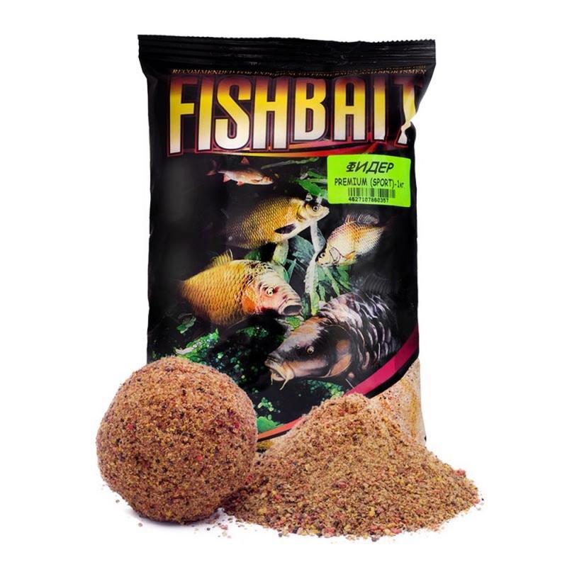 Прикормка Fish Bait Premium SPORT Фидер 1 кг