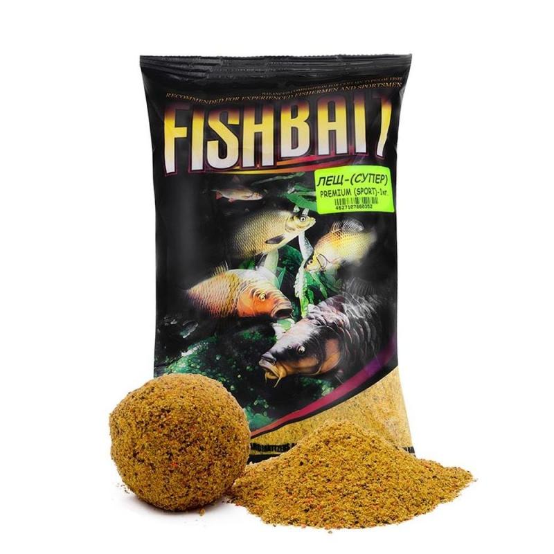 Прикормка Fish Bait Premium SPORT Лещ Супер 1 кг