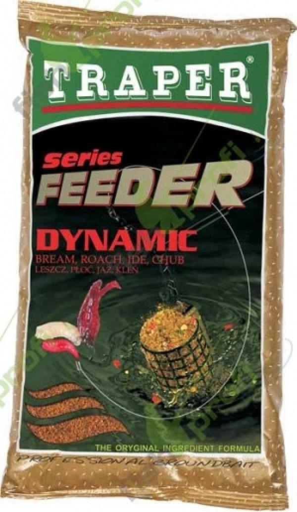 "Прикормка ""TRAPER"" 00101 Feeder Series Dynamic (Фидер серия) 1 кг"