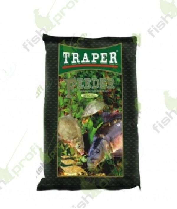 """Прикормка """"TRAPER"""" 00032 Special Feeder (Фидер) 1 кг"""