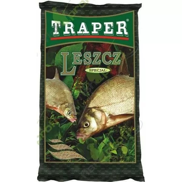 """Прикормка """"TRAPER"""" 00027 Special Bream black (Лещ) 1кг"""