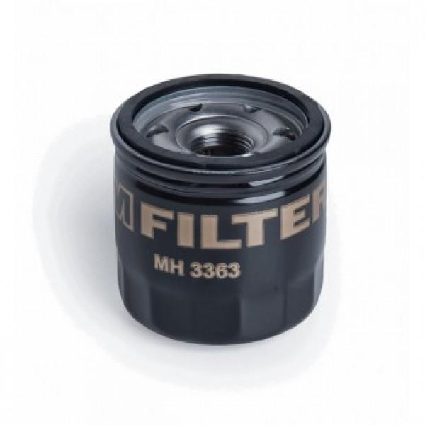 Фильтр масляный MH 3363 для лодочных моторов  Honda BF8-50, Mercury 9.9-15, Nissa