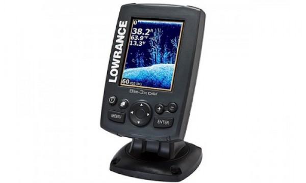 Эхолот Lowrance Hook-3x DSI 455/80 Комплектация Вектор