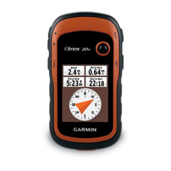 Навигационный приёмник Garmin eTrex 20х