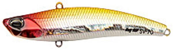 Воблер DUO Bay Ruf SV-80, 80 мм, 15 гр, тонущ., #ADA3033