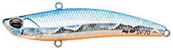 Воблер DUO Bay Ruf SV-80, 80 мм, 15 гр, тонущ., #ADA3045