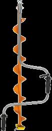 Ледобур  спортивный D-100 мм
